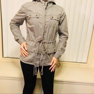 life in progress Jackets & Coats - ⚡️sale⚡️Grey military jacket